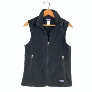 PATAGONIA SYNCHILLA Full-Zip Fleece Sweater Vest